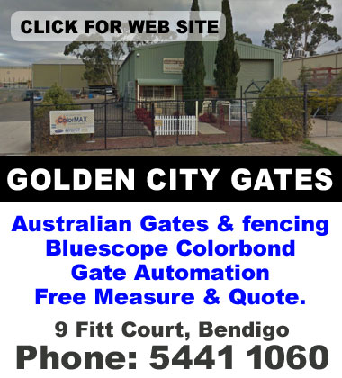 Golden City Gates